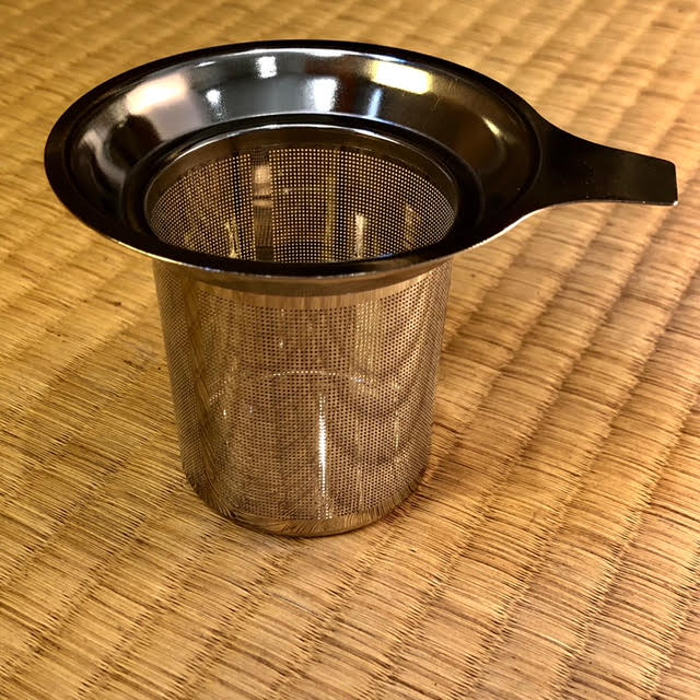 Single Cup Infuser (with lid)