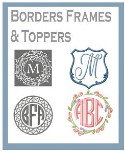 Border Frame or Topper