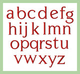 Block Letters  Comes in  6 sizes 1,1.5,2,2.5, AND 3 inch sizes