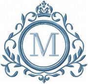 FILIGREE MONOGRAM FRAME