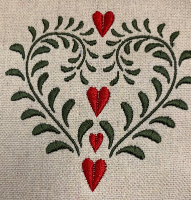 FOLK HEART DESIGN