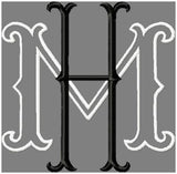 Heirloom Monogram Font