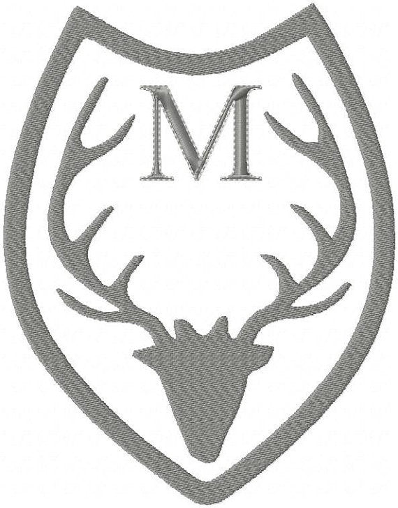 Stag and Shield