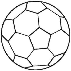 Soccer Ball - comes in 4,3.5,3,2.5,2,1.5, and 1 inch sizes