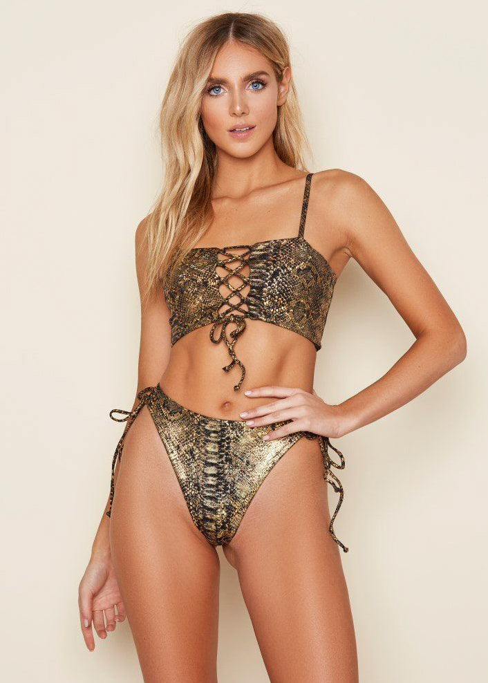 Animal Kingdom Bikini Top