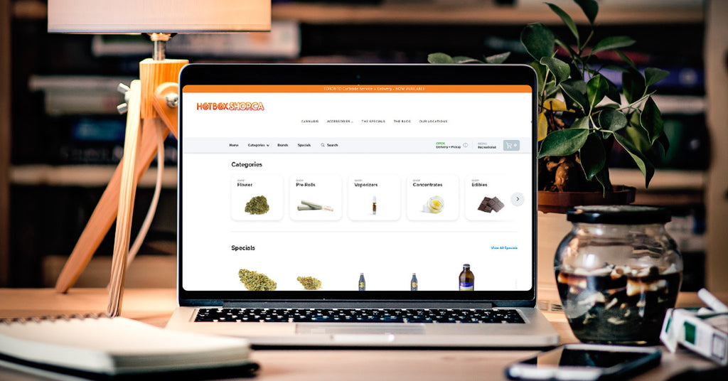 How To Purchase Cannabis Online