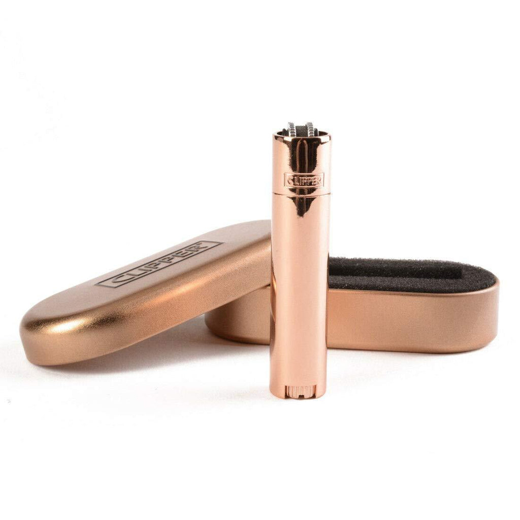 Clipper Lighter Rose Gold