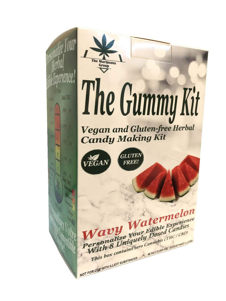 The Marijuana Group DIY Gummy Kit