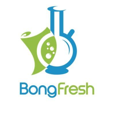 Bong Fresh Waterpipe Cleaning Solution