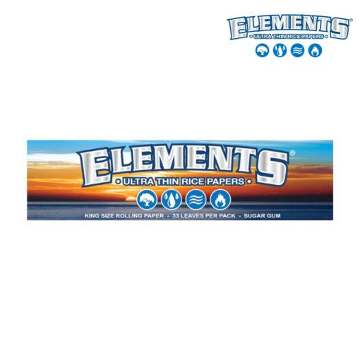 Elements Papers - King Size