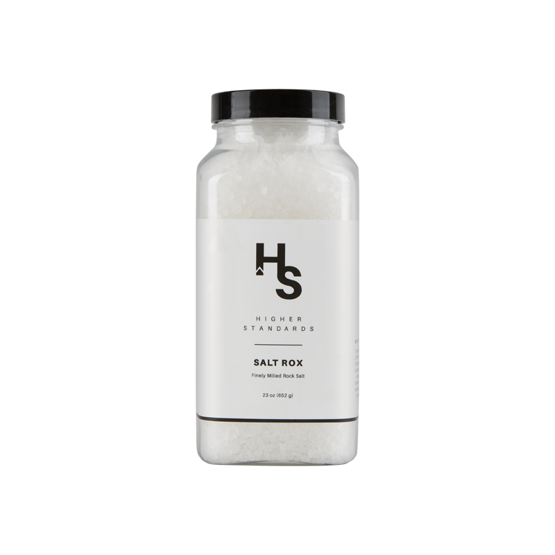 Higher Standards Salt Rox 23 oz.