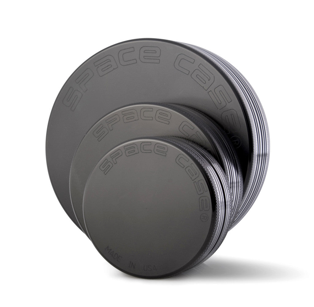Space Case Titanium 2-Piece Grinder