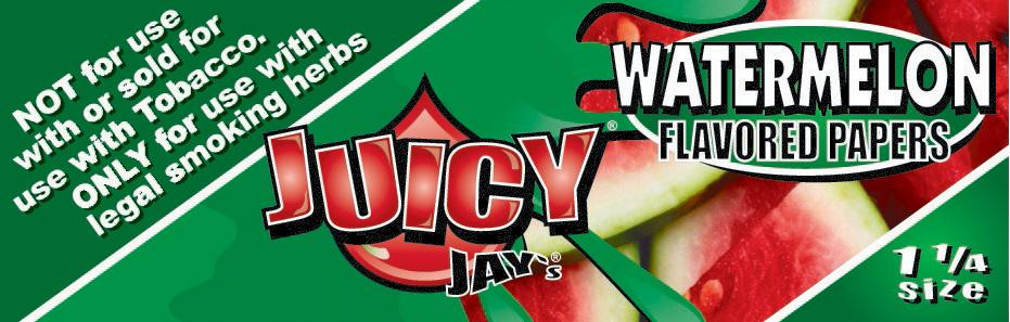 Watermelon Juicy Jay's Papers 1 1/4