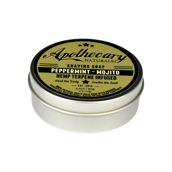 Apothecary Shaving Soap 3.2oz