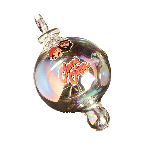 Cheech & Chong Bulb Ornament Pipe