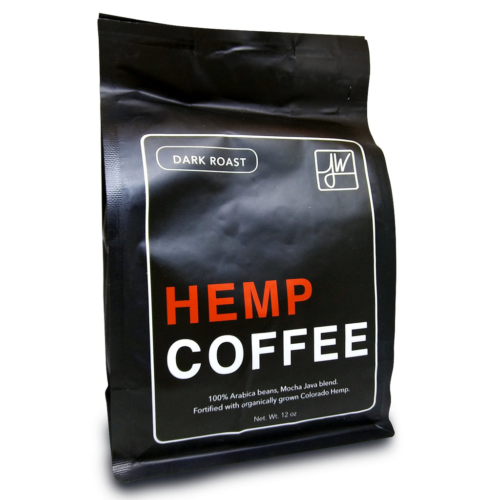 Jane West Hemp Coffee (12oz.)