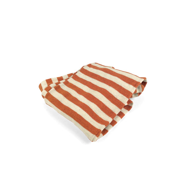 Ecolution Hemp Clothing Scarf Orange