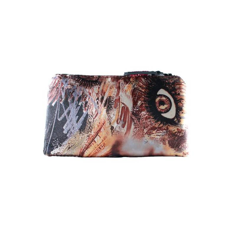 "Erbanna 4"" x 6"" Smell Proof Pouch – Graffiti"