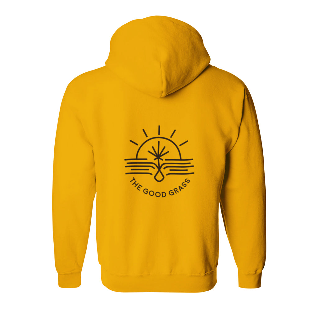 The Good Grass Zip Up Hoodie