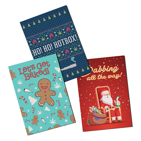 Hotbox Holiday Cards