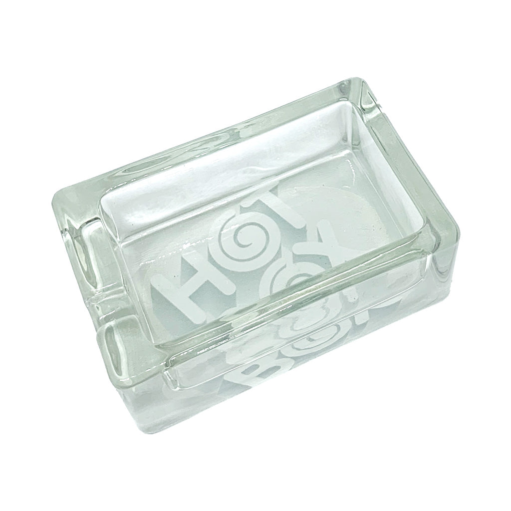 Hotbox Glass Ashtray