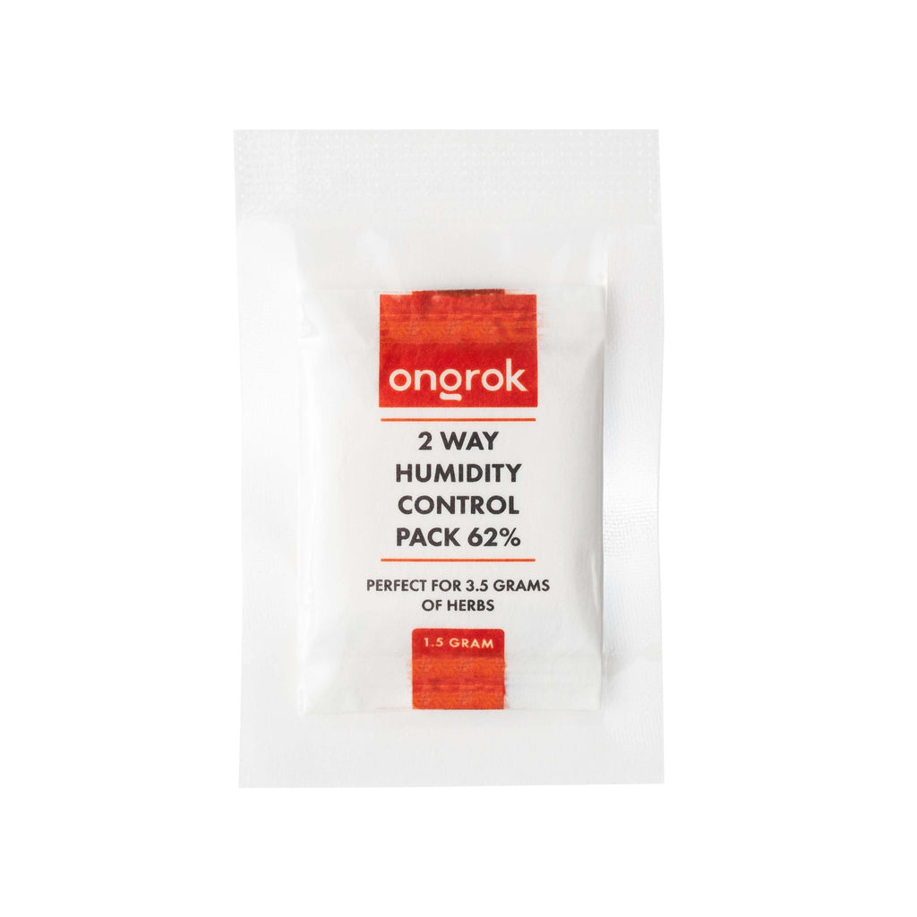 Ongrok 2 Way Humidity Control Pack 62% - 3.5 Grams