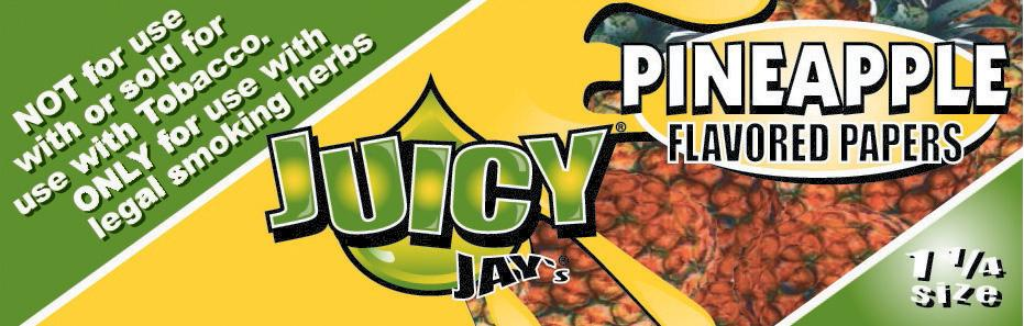 Pineapple Juicy Jay's Papers 1 1/4