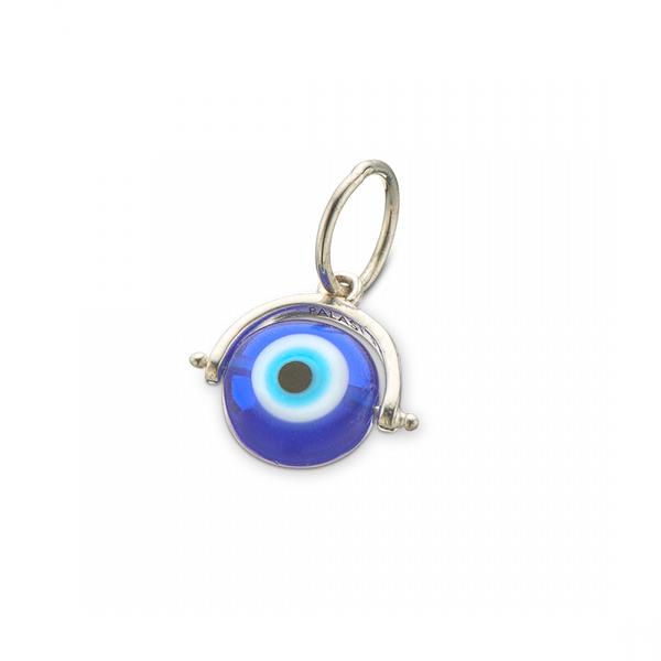 Evil Eye Protection Spinner Charm