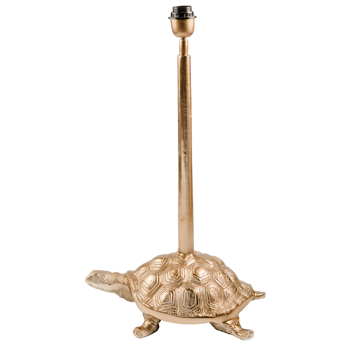 TORTOISE LAMP BASE