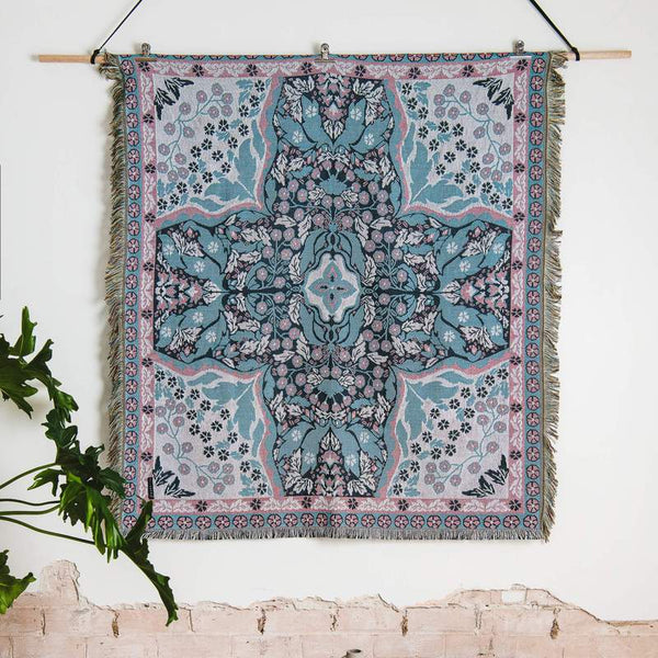 All You Need is Love - Woven Picnic Throw Rug