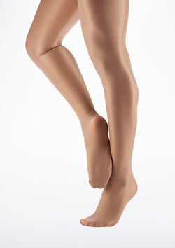 Capezio Ultra Shimmery Footed Tights