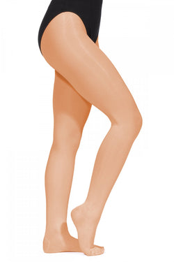 Capezio N14 Footed Tights