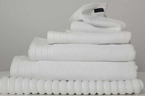 Bemboka Bath Towel White