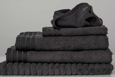Bemboka Bath Towel Charcoal