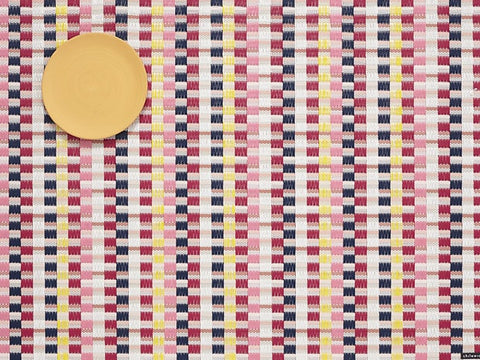 Chilewich Heddle Placemat - Pansy