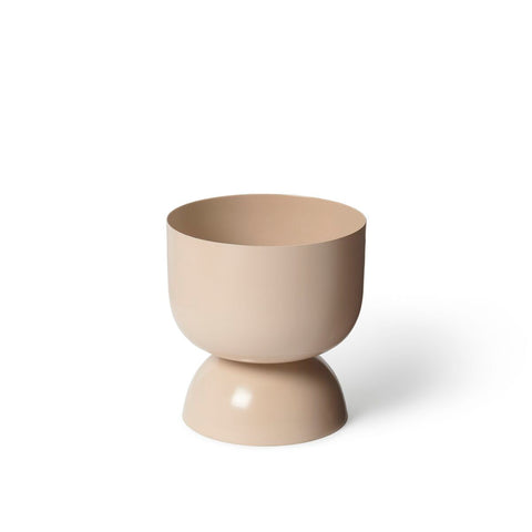 Lightly Goblet Planter Small Sand
