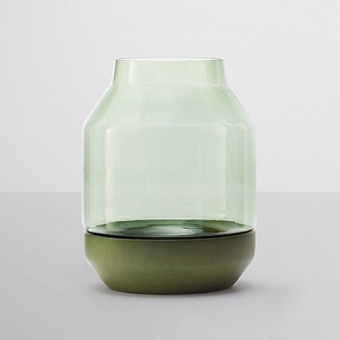 Muuto Elevated Vase - Green
