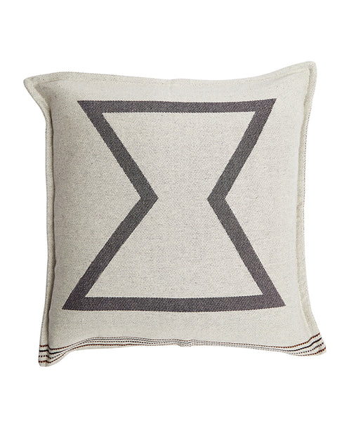 Pony Rider Lone Ranger Cushion Oats/Black