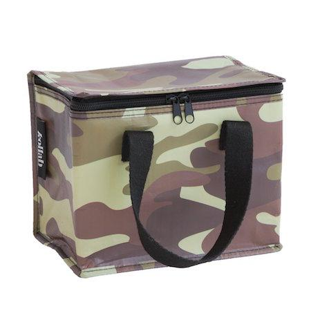 Kollab Lunch Box Small - Camo