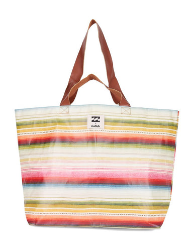 Billabong x Kollab Del Sur Shopper tote