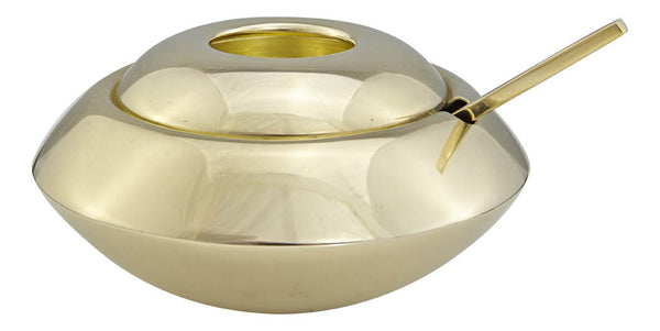 Tom Dixon Sugar Dish & Spoon