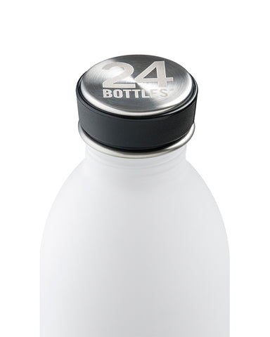 24 Bottles Urban Bottle - Ice White