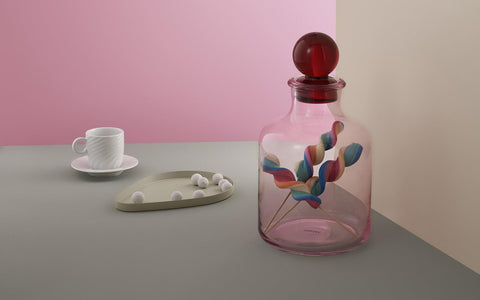 Normann Copenhagen Magic Jar 3.5L - Candyfloss Rose