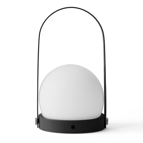 Carrie LED Lamp Black Menu