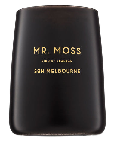 SOH Mr Moss Matte Glass Candle