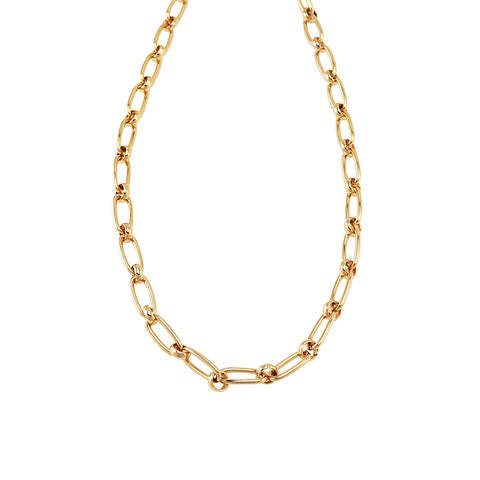Jolie & Deen Alyssa Chain Necklace