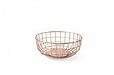 Menu Norm Wire Copper Bowl