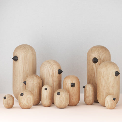 Little Bird 13.5cm Oak