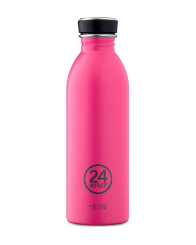 24 Bottles Urban Bottle - Passion Pink