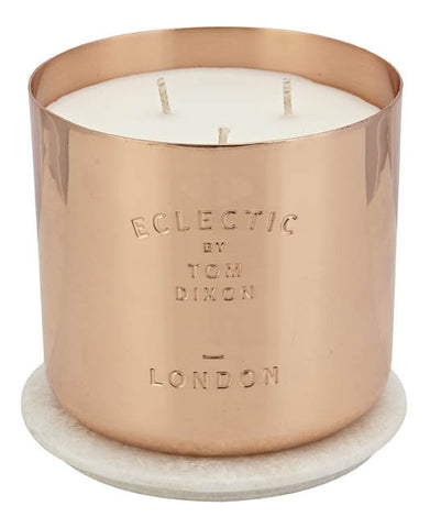 Tom Dixon Scented Candle Large London